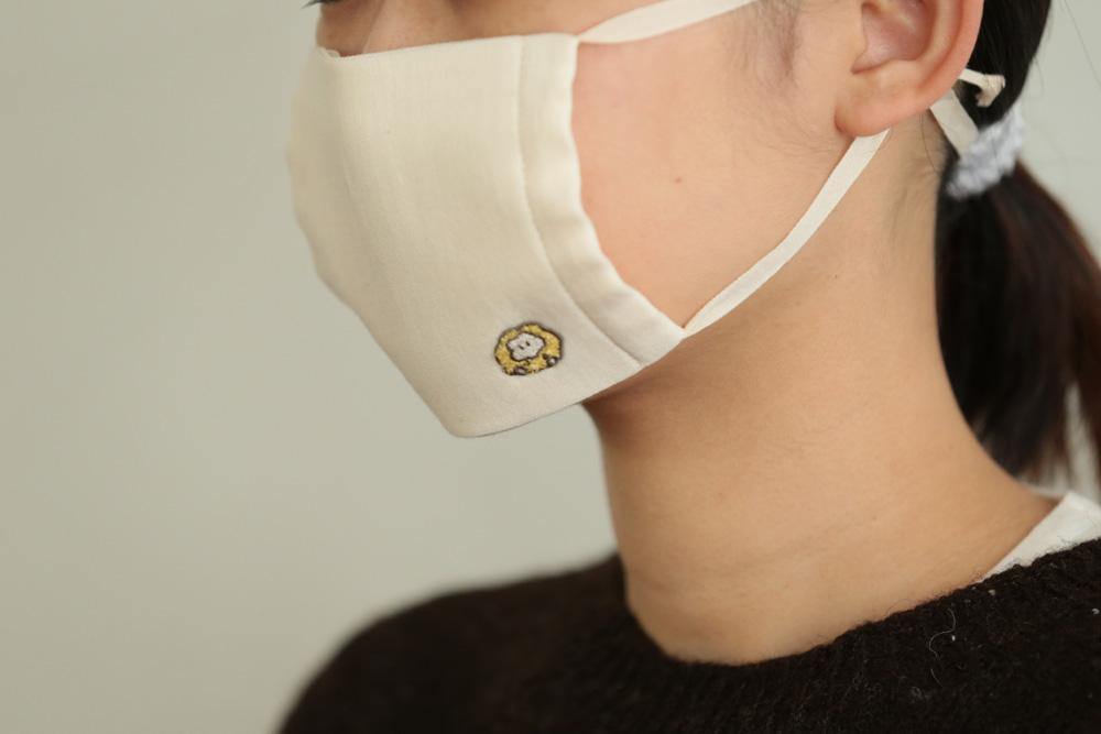 何度でも使えるプリスティンとのコラボマスクをご紹介!