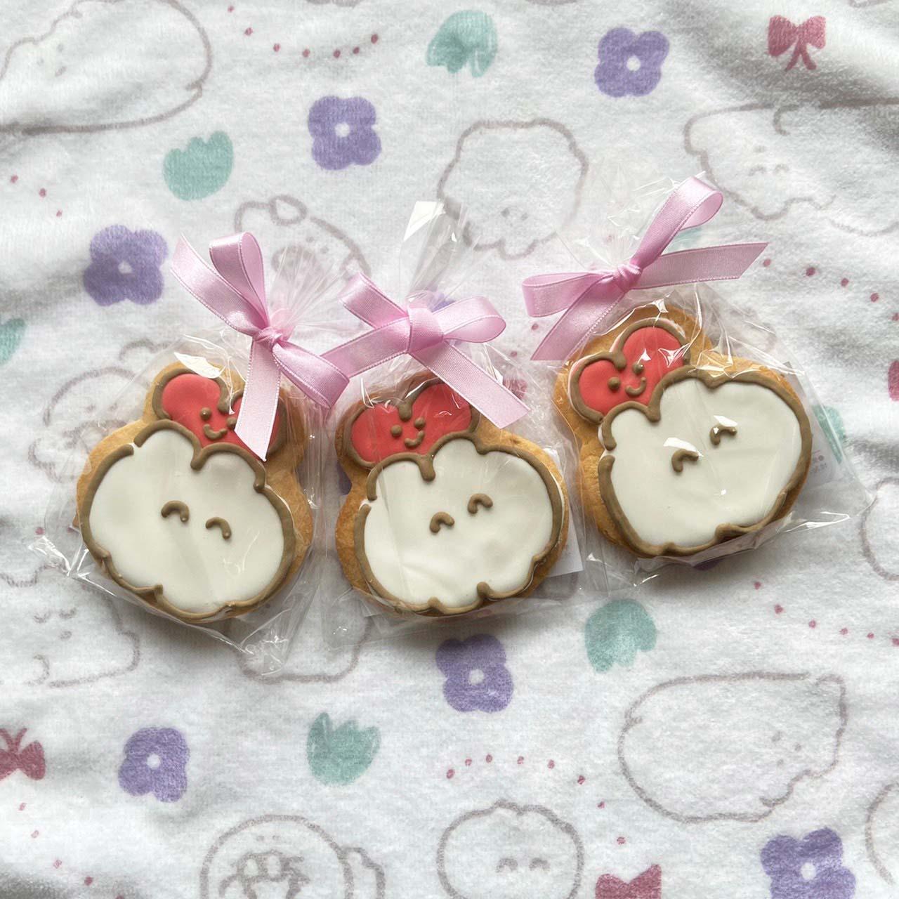【4/3(SAT)】イースタークッキーギフトWEB販売スタートです☆