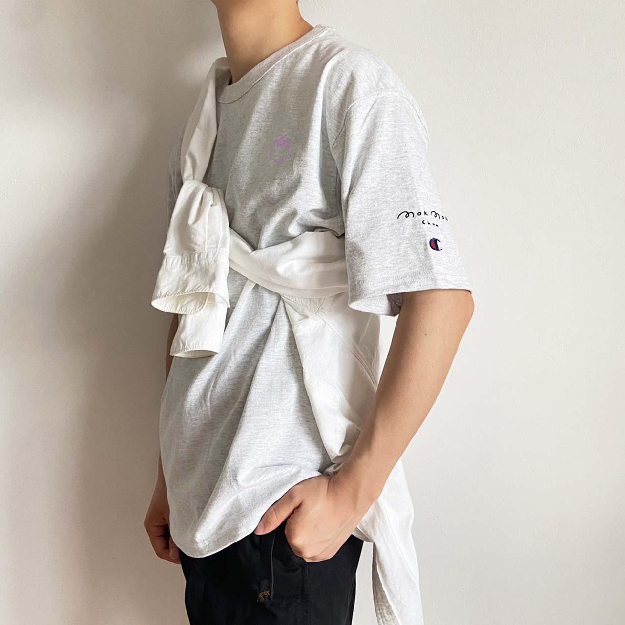 大好評のChampion Tシャツに第二弾モデルが登場!