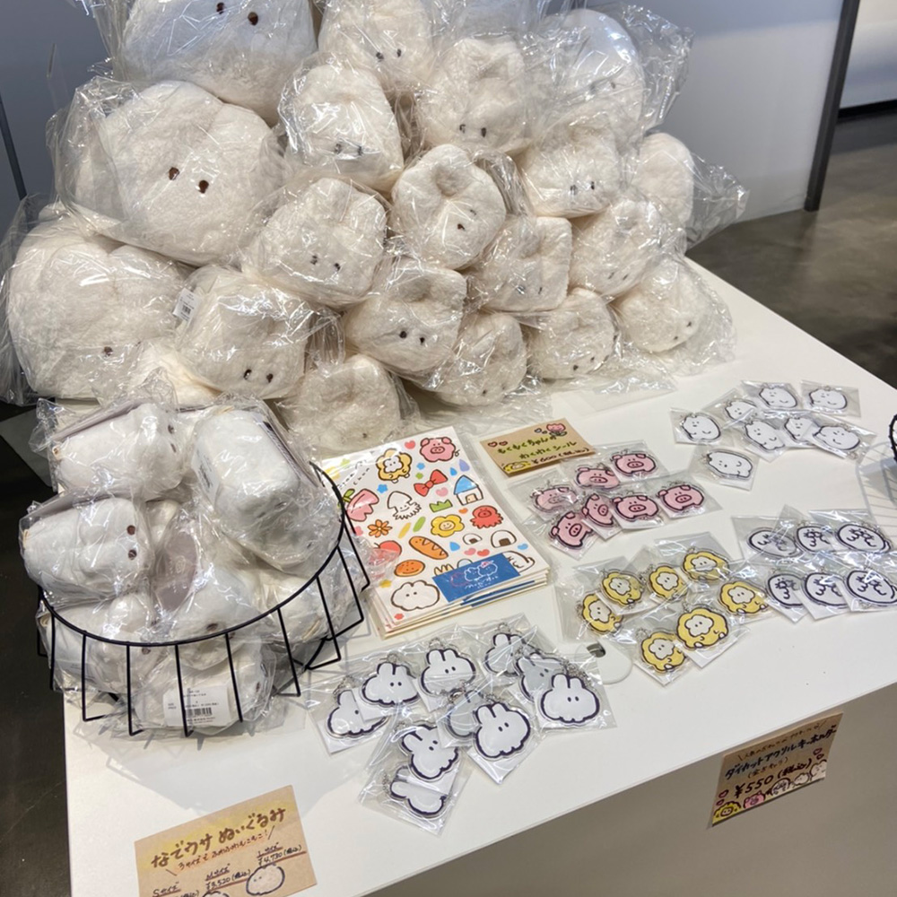 渋谷MODIにてPOPUP SHOPがオープンしました