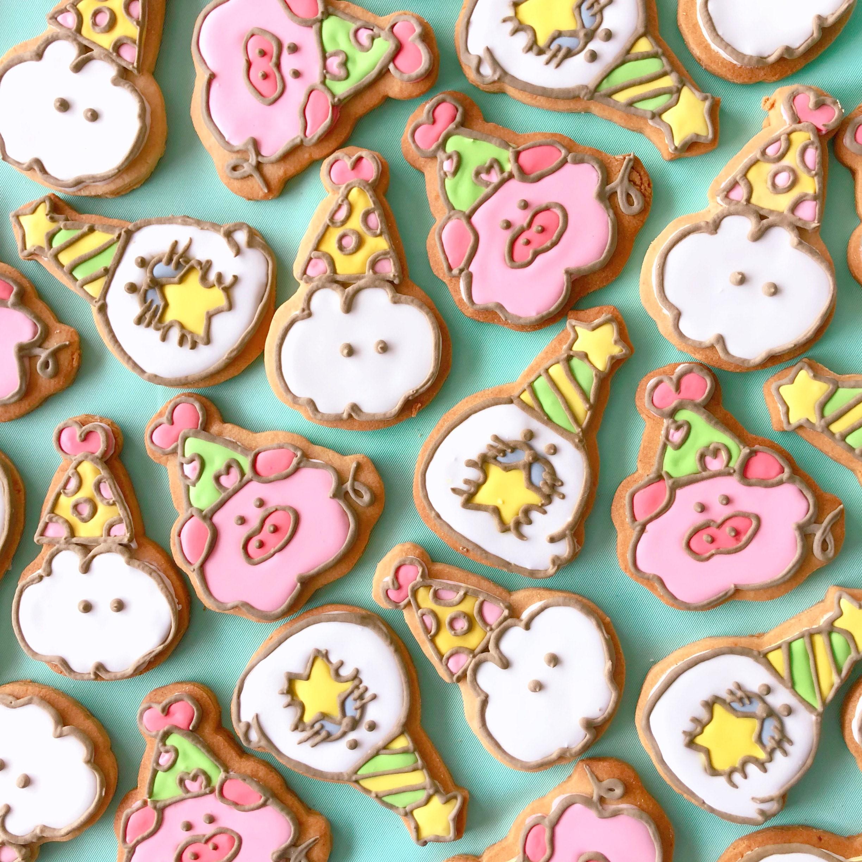 【POPUP】博多マルイでアイシングクッキー販売決定☆【8/27(金)】