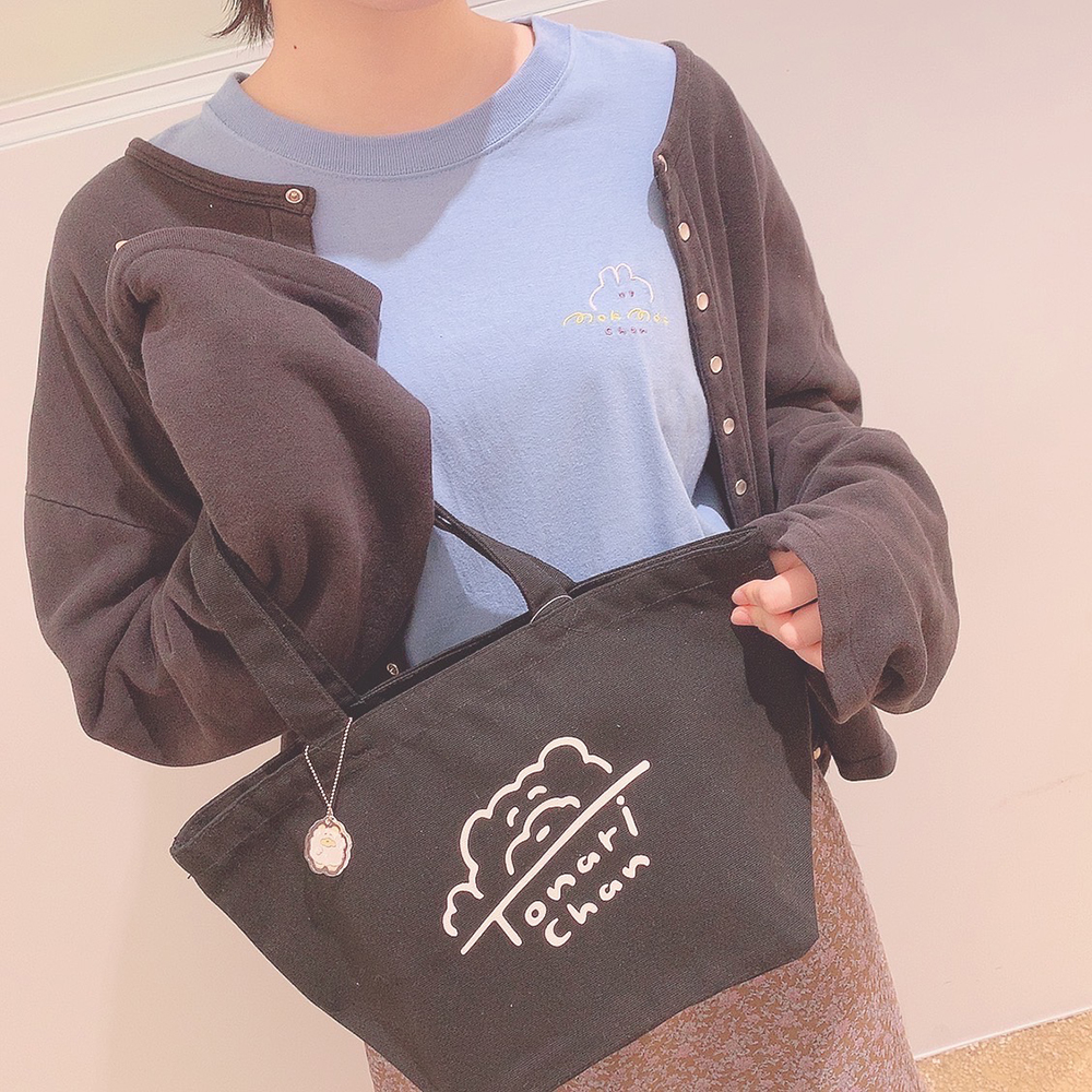 もくもくちゃんスタッフコーデ・02『おでかけ秋コーデ』